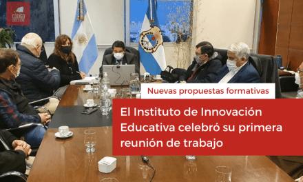 <h6>Nuevas propuestas formativas</h6><h1>El Instituto de Innovación Educativa celebró su primera reunión de trabajo</h1>