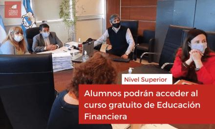 Nivel Superior: alumnos podrán acceder al curso gratuito de Educación Financiera