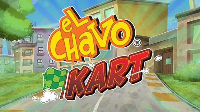 El Chavo Kart Portada