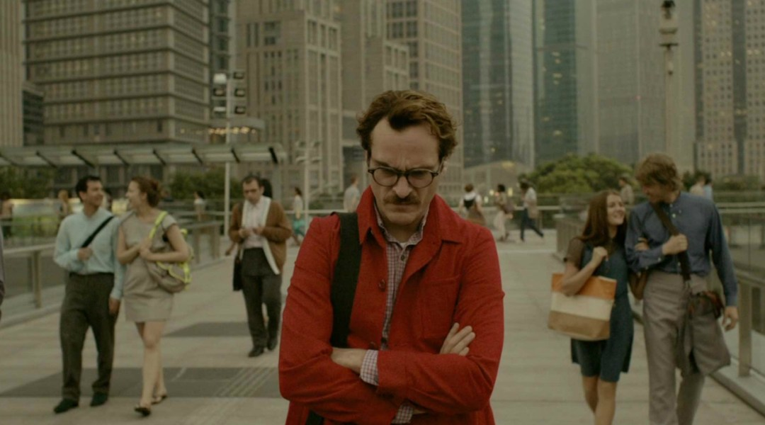 Her, Spike Jonez, Joaquin Phoenix, Reseña
