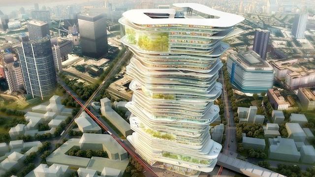 Las ciudades del futuro conquistarán el cielo - Código Espagueti