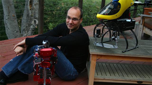 Andy Rubin, cofundador de Android, abandona Google - Código Espagueti
