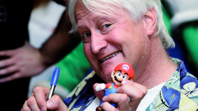 ¿Charles Martinet dejó de ser la voz de Mario? - Código Espagueti