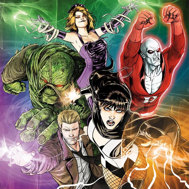 La Justice League: Dark