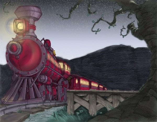 El expreso de Hogwarts