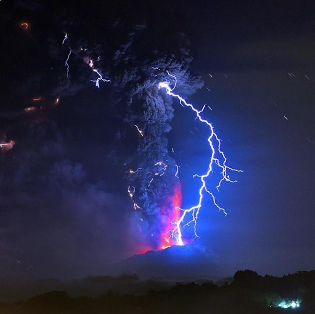 Galería: La impresionante erupción del volcán Calbuco - Código Espagueti