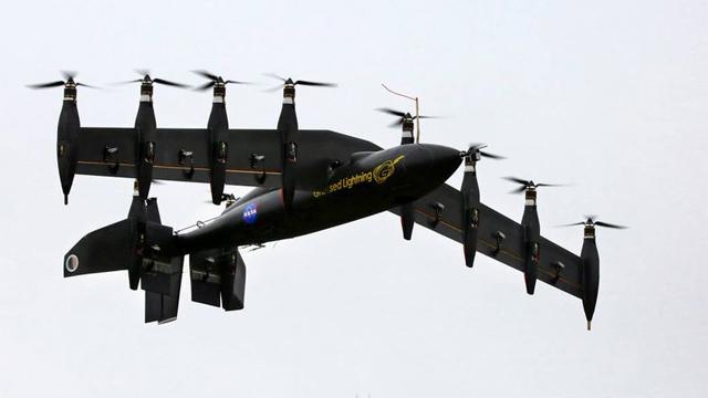 La NASA ya tiene su propio super drone que vuela como helicóptero y avión - Código Espagueti