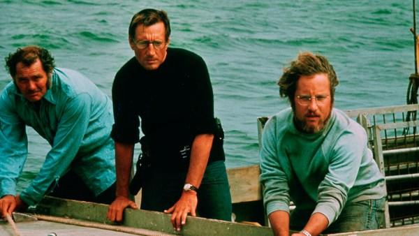 Fotograma de la película Tiburón.