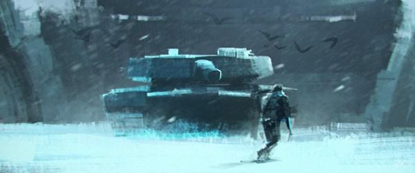 11. Tankfighter