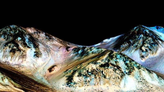 Marte-agua
