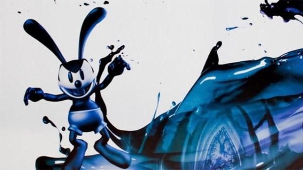 Oswald era el villano de Epic Mickey, el juego de 2010 de Wii.