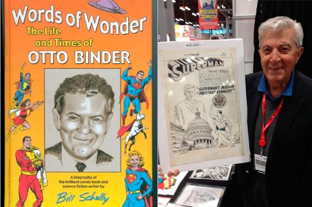 Otto Bender y Al Plastino