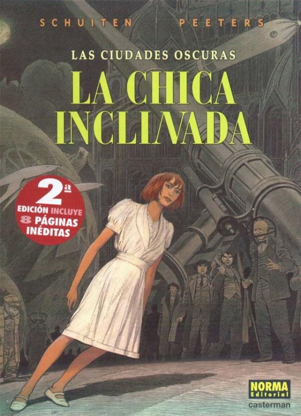 La obra de Peeters ha sido traducida al inglés (publicada en Hevy Metal) y al español (Norma)