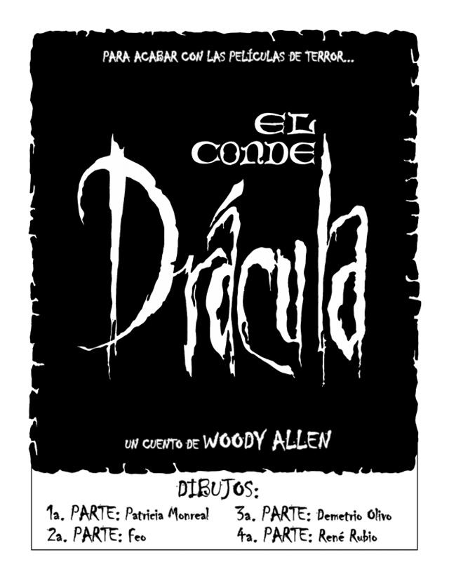 Woody Allen Drácula