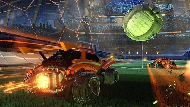 Rocket League será un juego gratuito a partir de este verano