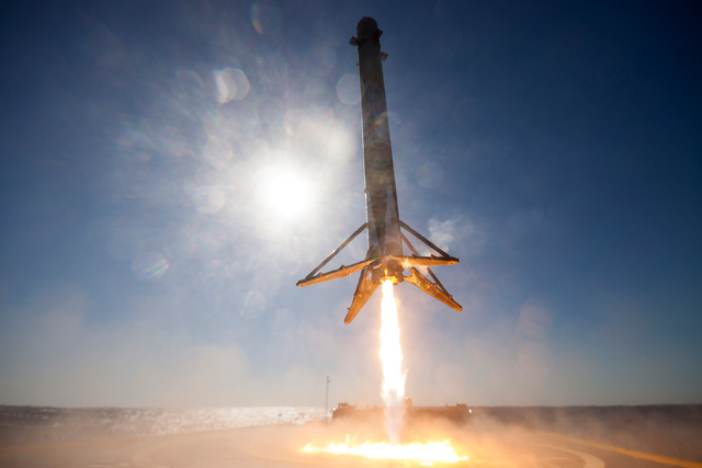 SpaceX-Falcon-9-8
