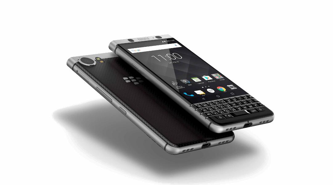 El BlackBerry KEYone llega a México con su teclado físico