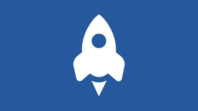 ¿Para que sirve el nuevo botón en forma de cohete de Facebook?