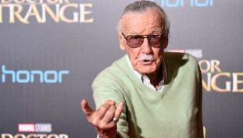 Stan Lee en la premiere de Doctor Strange