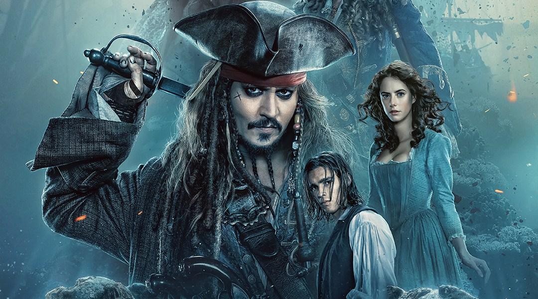 De Piratas a Piratas: Hackers robaron Piratas del Caribe 5