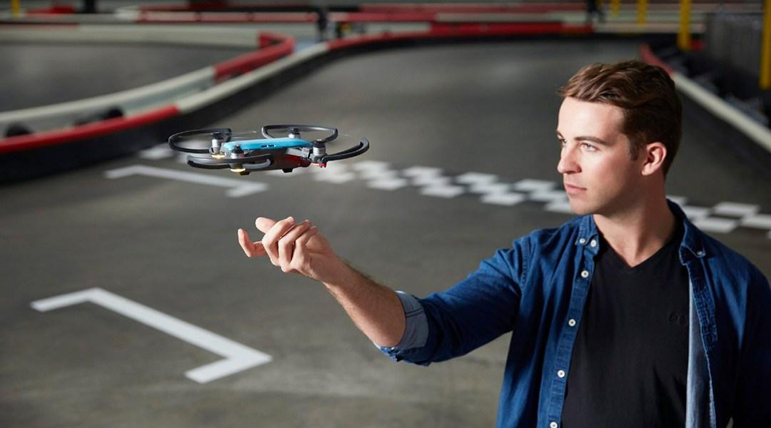 El nuevo drone DJI es una pequeña maravilla que puedes controlar con gestos