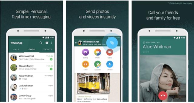 La nueva versión beta de WhatsApp te permite anclar a la gente en la parte superior del chat
