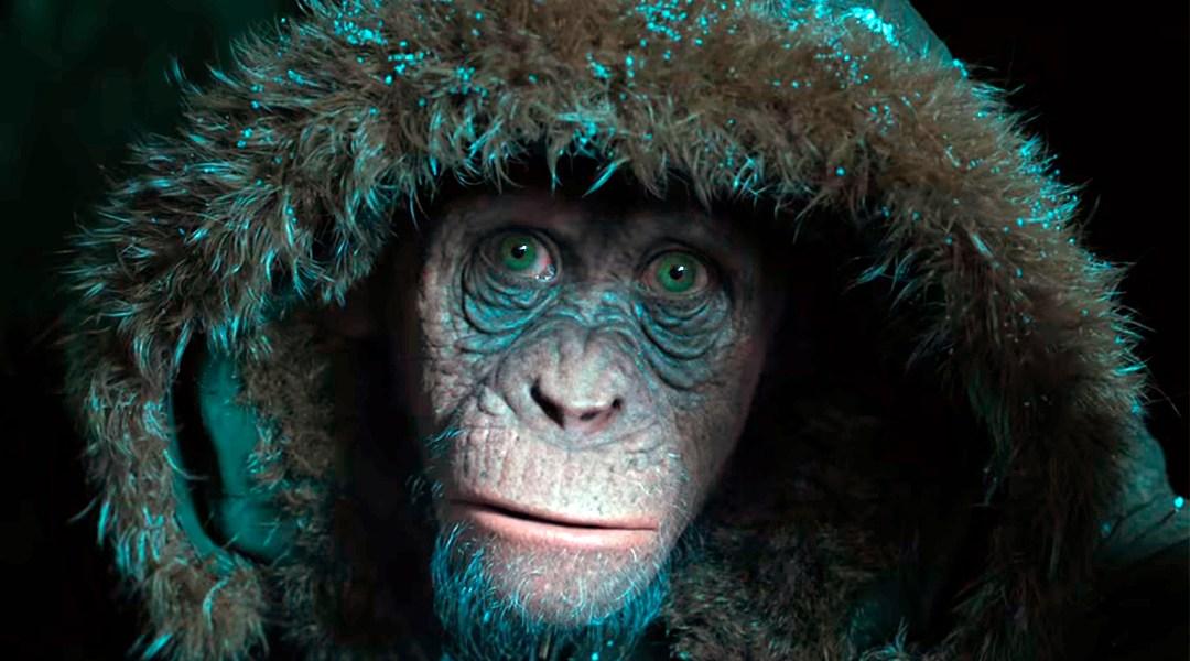 Conoce a Bad Ape el nuevo y extraño personaje de War for the Planet of the Apes