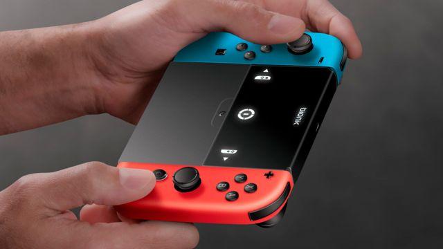 Batería de Bionik para Nintendo Switch