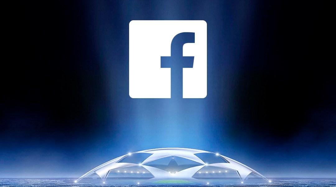Resultado de imagen para champions facebook