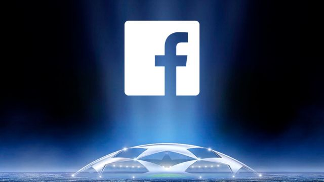 Facebook transmitirá la Champions League por streaming… pero en Estados Unidos