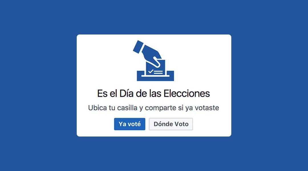 LÍDER INDISCUTIBLE EN LAS REDES SOCIALES Facebook-megafono-electoral