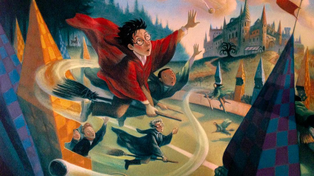 Portada del libro Harry Potter y la Piedra filosofal