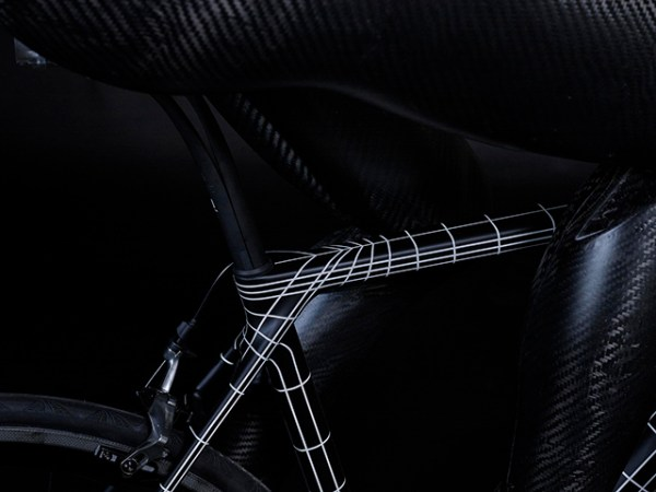 Canyon y Kraftwerk crearon una bicicleta de última tecnología