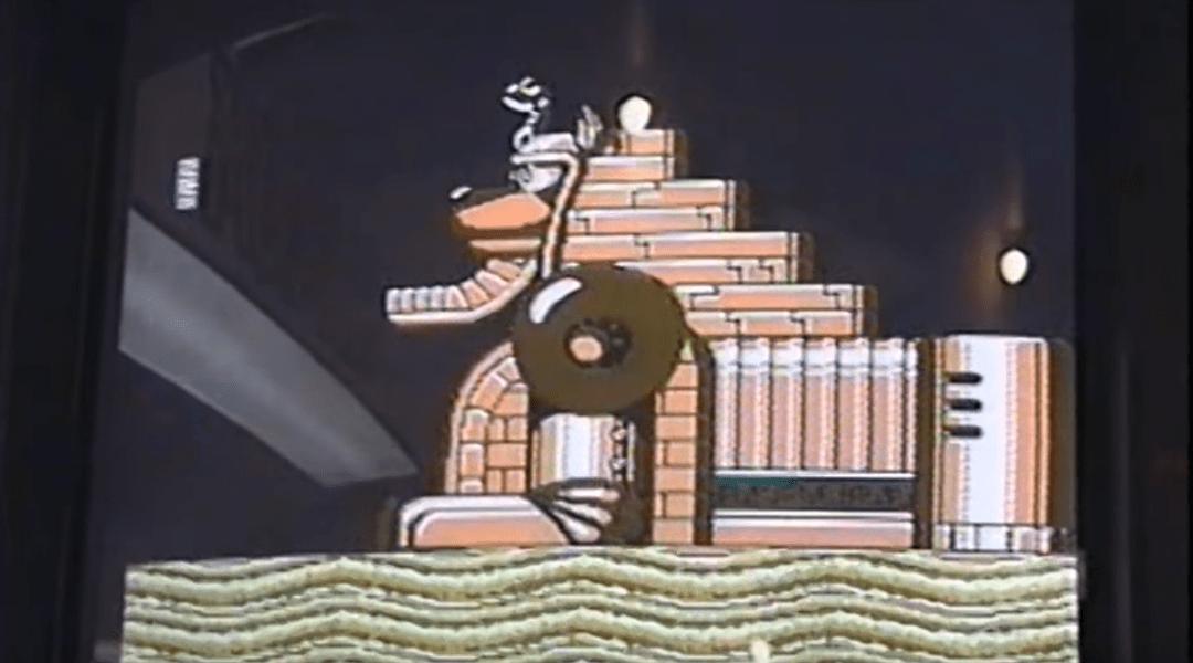 Mega Man 4 mini jefe desechado