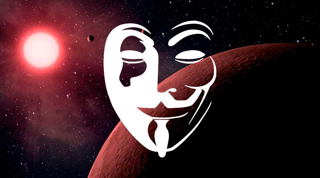 ¿Es verdad que la NASA va a anunciar la existencia de vida alienígena como dice Anonymus?