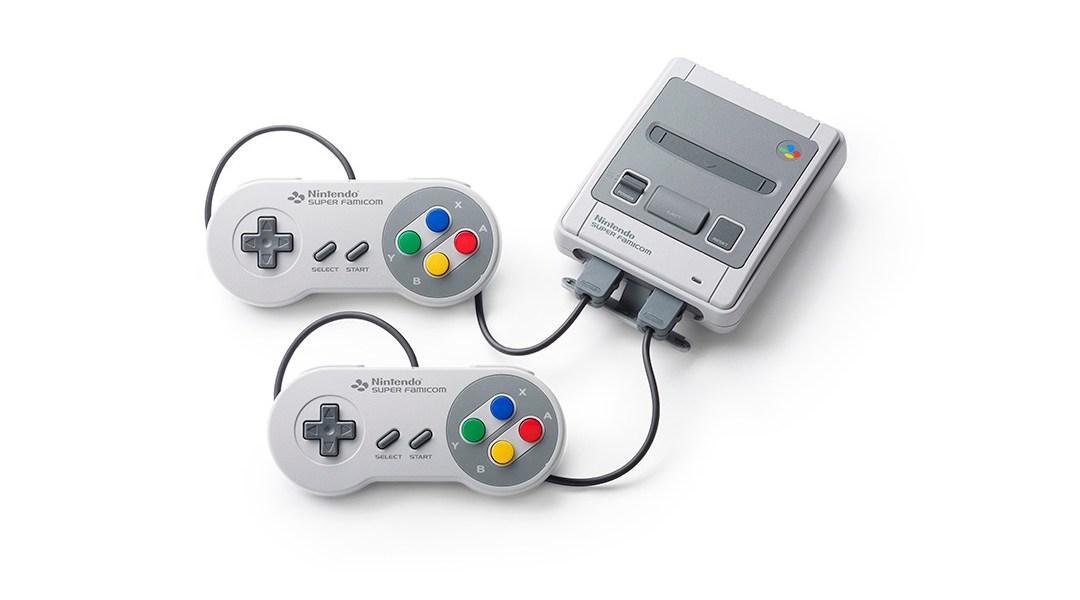 Nintendo también lanzará una versión mini del Super Famicom