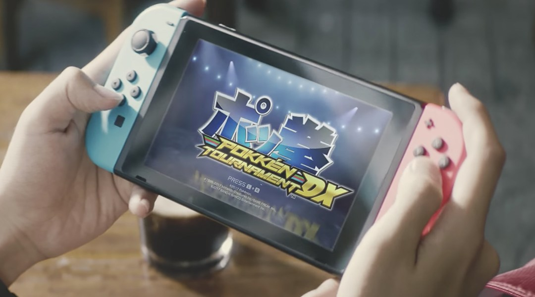 Ya Es Oficial Pokken Tournament Dx Llegara A Nintendo Switch