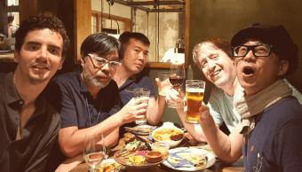 Los desarrolladores de Star Fox 2 reunidos