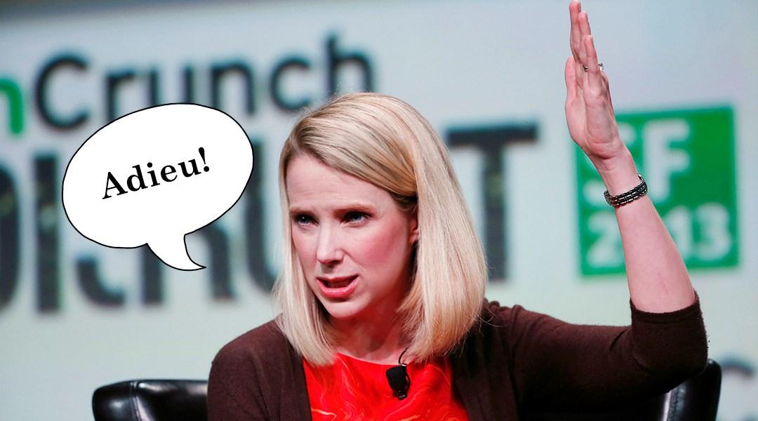 Verizon es oficialmente dueño de Yahoo y Marissa Mayer ha dejado su cargo