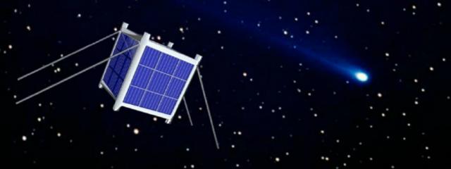 El AztechSAT 1 será construido en colaboración entre la AEM y la NASA.