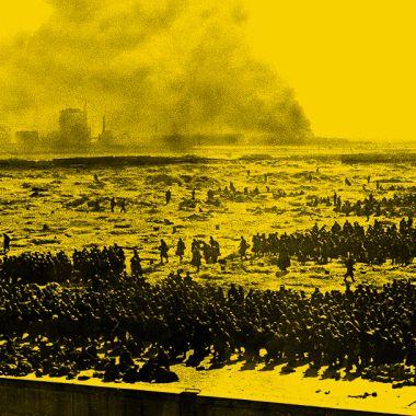 La batalla de Dunkerque durante la Segunda Guerra Mundial