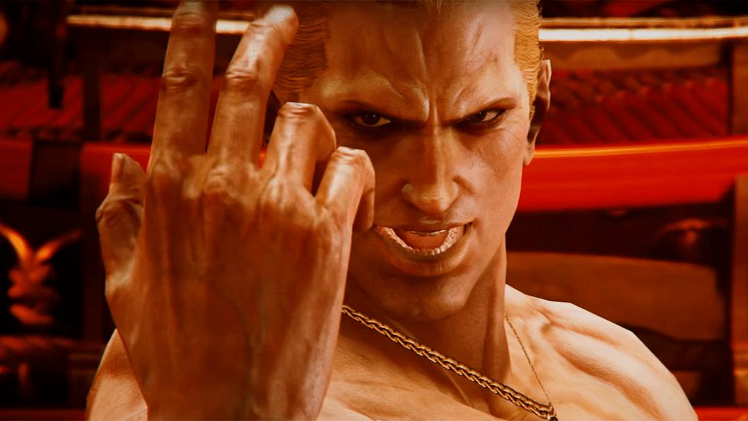 Geese Howard en Tekken