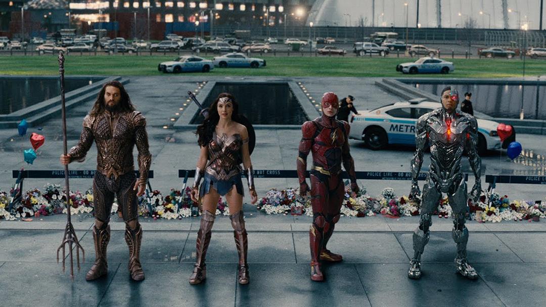 Nuevo tráiler de Justice League en la Comic-Con de San Diego