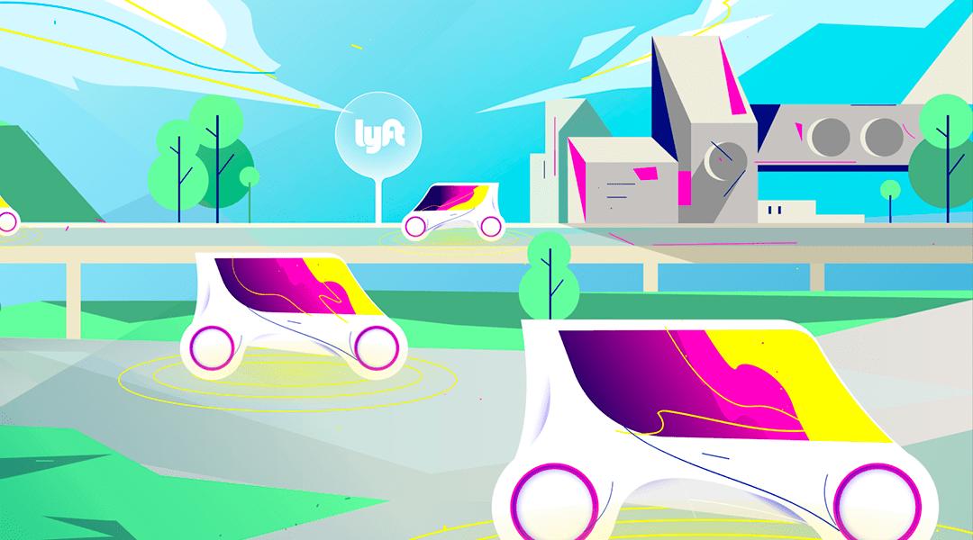 Lyft creará su propio sistema para coches autónomos