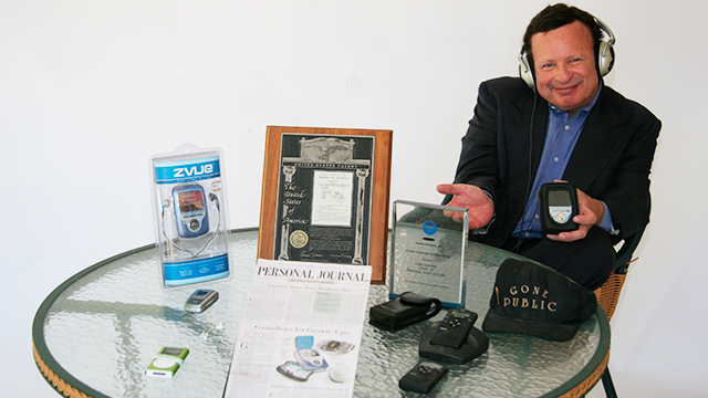 Nathan Schulhof, el creador del formato MP3