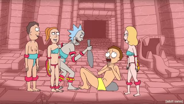 Adult Swim estrena promocionales de la tercera temporada de Rick and Morty
