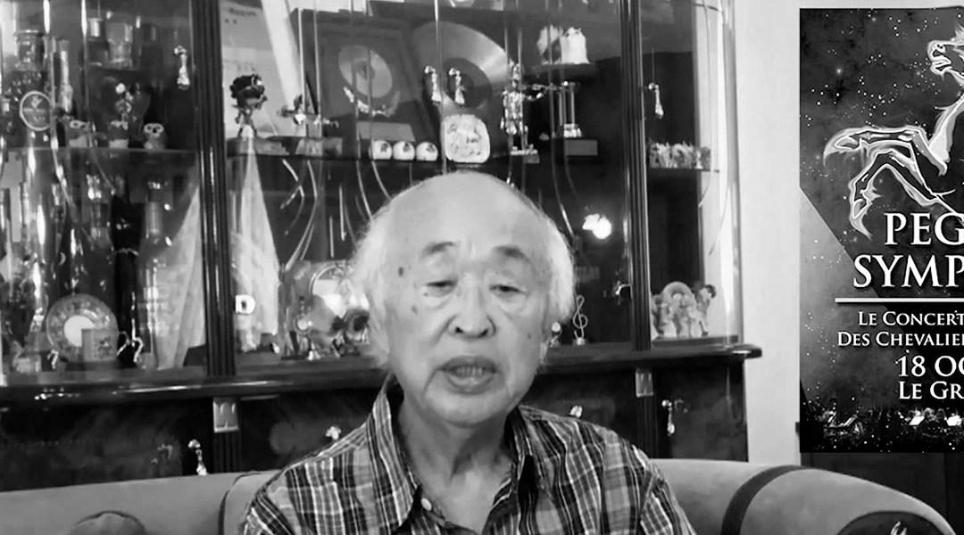 Murió Seiji Yokoyama: el compositor de Los Caballeros del Zodiaco