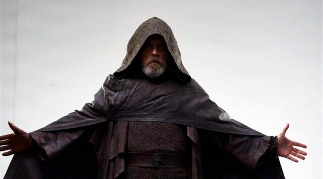 Las nuevas fotos de Star Wars nos dejan ver a Snoke