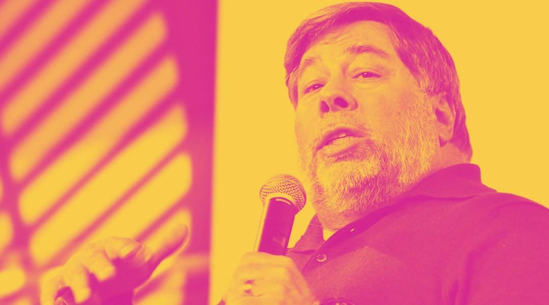 Steve Wozniak estará presente en Campus Party México 2017