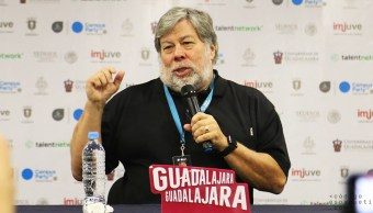 La conferencia de Steve Wozniak cerró Campus Party México 2017